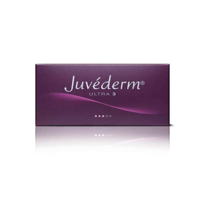 JUVÉDERM ® ULTRA 3