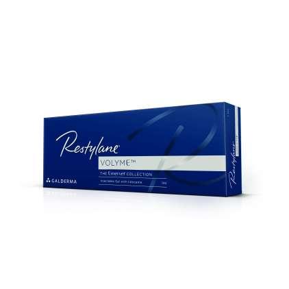 RESTYLANE VOLYME lidocaine (1x1ml)