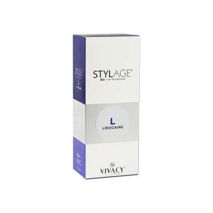 STYLAGE L Lidocaïne (2x1ml)