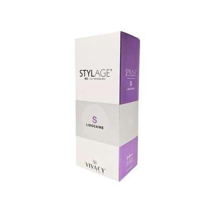 STYLAGE S Lidocaïne (2x1ml)
