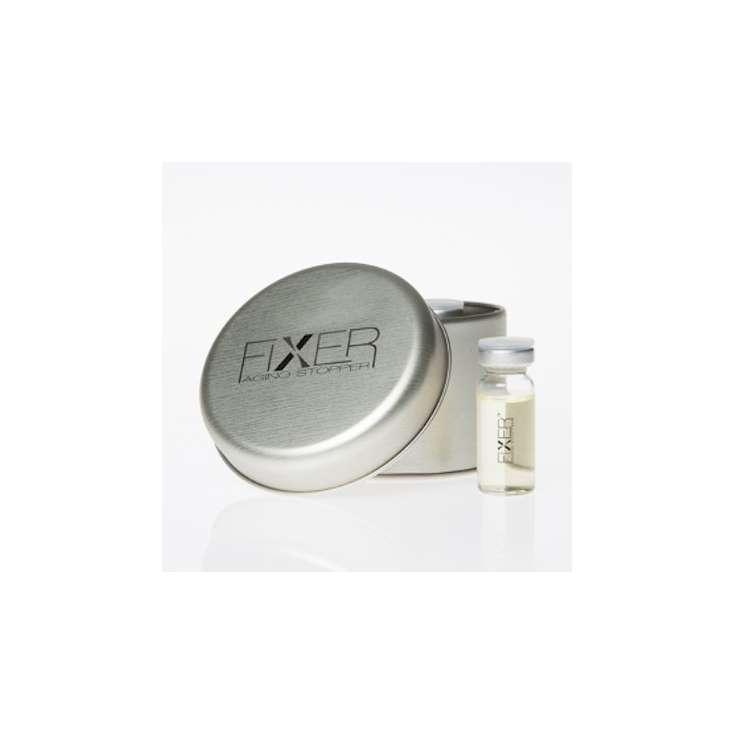 FIXER BTX (Solo alternativa al Botox)-Confezione di 3 bottiglie da 10 ml