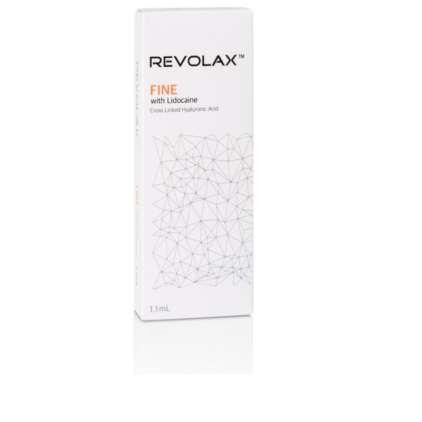 REVOLAX FINE Lidocaïne (1X1.1ML)