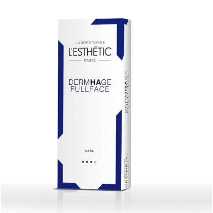 LESTHETIC  dermhage full face 1X1 ml