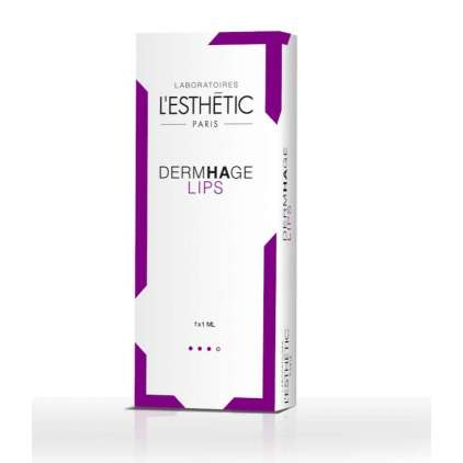 LESTHETIC PARIS dermhage lips 1X1 ml