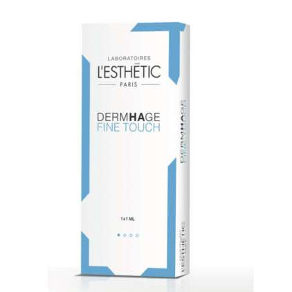 LESTHETIC  dermhage fine touch 1X1 ml
